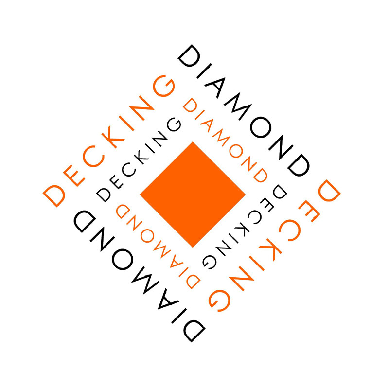 diamond decking logo