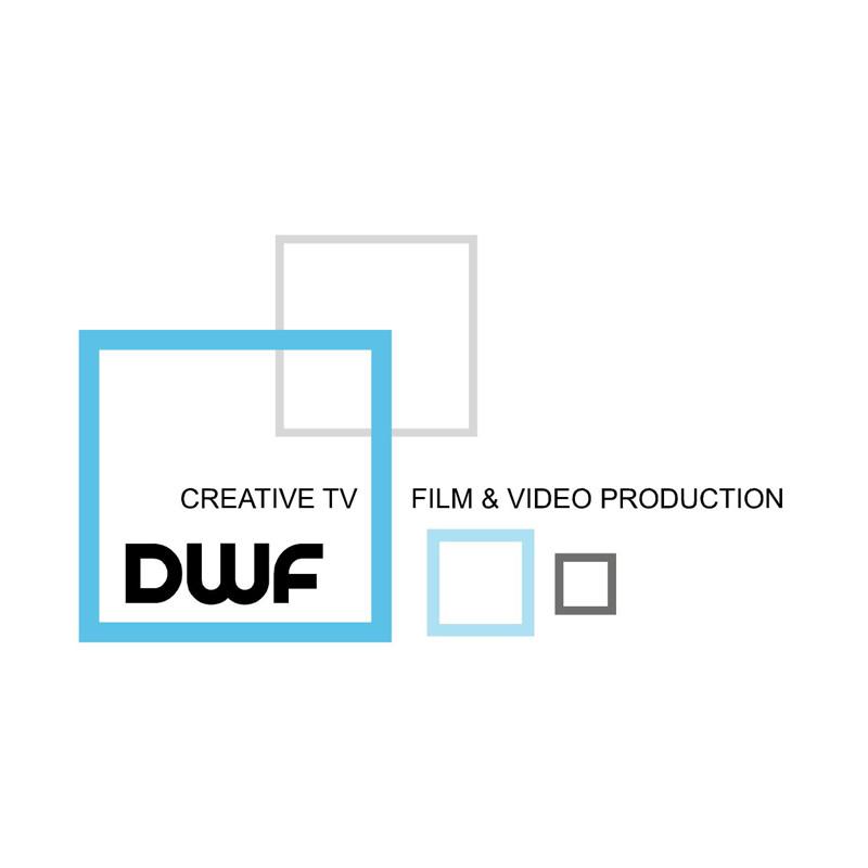 dwf logo design
