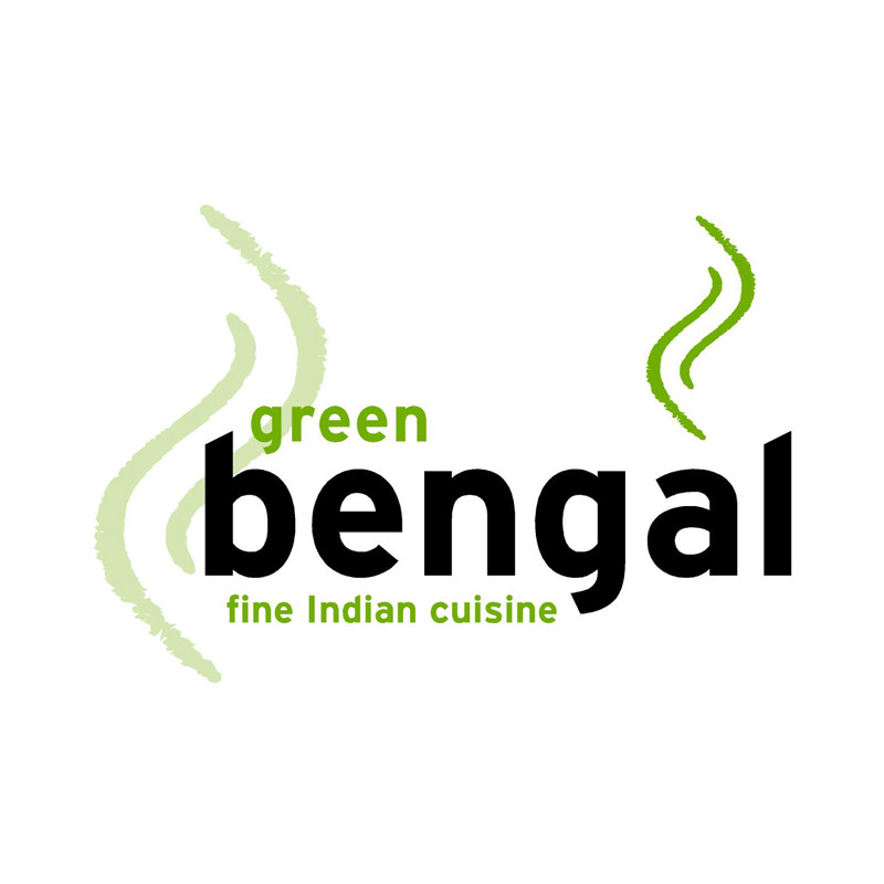 green bengal logo design