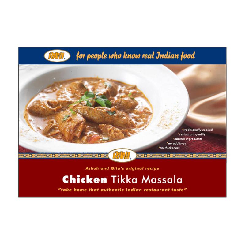 Indian food packaging design
