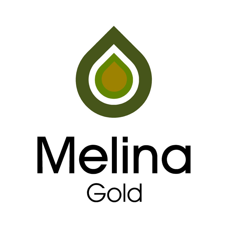 melina gold logo