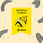 Certified and recognised MailChimp experts